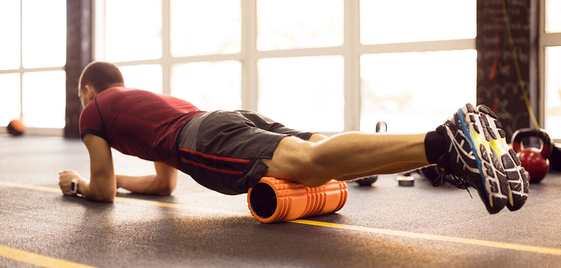 Dandenong physiotherapy chiropractic neck pain spine health foam roller