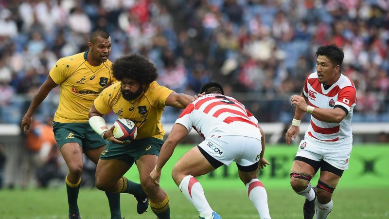 Rugby player about to be tackled, how chiropractic can help with injuries